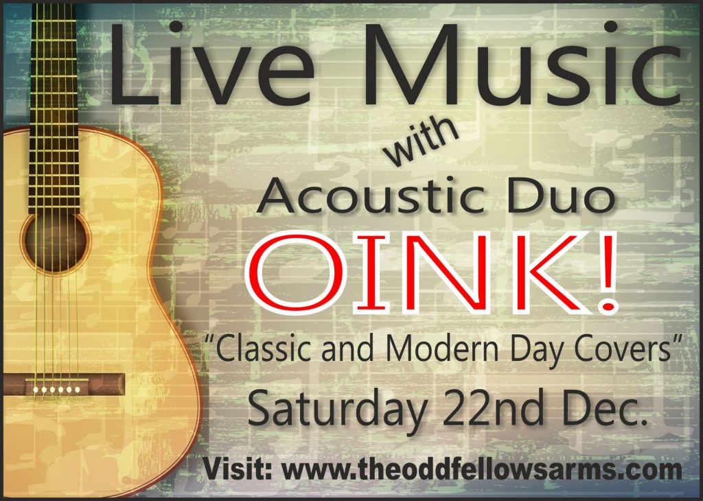 Oink Acoustic Covers